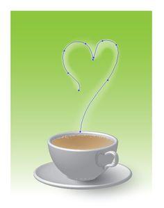 Create a Loving Cup of Tea in Illustrator CS5 - Tuts+ Design & Illustration Tutorial