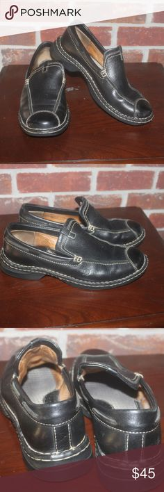 MENS Brown SLIP-ON Leather-Look Elastic TRAINERS Flat CASUAL Shoe UK Size 6-11