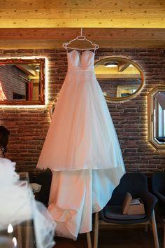 Svatební šaty  Markéta + Jakub - Couple Memory One Shoulder Wedding Dress, Memories, Couples, Wedding Dresses, Fashion, Memoirs, Bride Dresses, Moda, Souvenirs