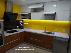 Diseño y realización de muebles de cocina a medida de la firma ...