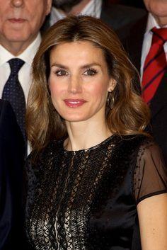 Princess Letizia Photo - Spanish Royals Attend 'Francisco Cerecedo' Journalism Award 2012