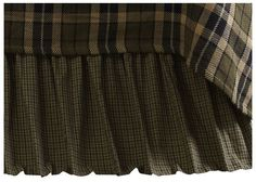 Tea Cabin Bed Skirts
