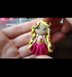Rupunzel chibi, By the amazing crafty Olivia, check her out on youtube xx