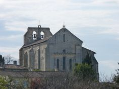 Eglise Saint-Pierre La Sauve