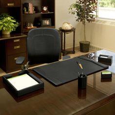 Carrara 6-Piece Desk Set - D2000