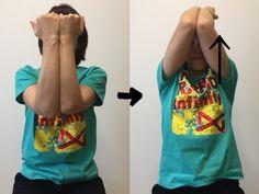 肩甲骨ダイエットで実際に痩せた人の方法を動画で解説!効果や口コミも | ヤセレポ