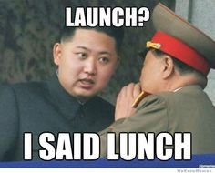 Funniest Kim Jong-un Memes: Launch?
