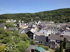 Eifel, Mansions, House Styles, Germany, Road Trip Destinations, Manor Houses, Villas, Mansion, Palaces