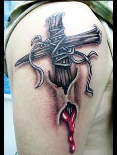Google Image Result for http://www.worldtattooportal.com/wp-content/uploads/2011/06/tribal-cross-tattoos-for-men.jpg