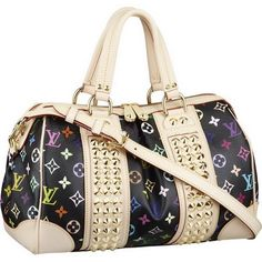 Louis Vuitton Monogram Multicolore Courtney Mm M45642 Avw