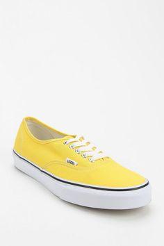 Vans Authentic Canvas Women's Sneaker #urbanoutfitters