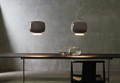 The Chouchin pendant light by Foscarini was designed by Ionna Vautrin in This stunning pendant light has a lacquered blown glass diffuser in colors orange, green or gray. There are three sizes, Chouchin 1 comes in orange, Chouchin 2 comes .