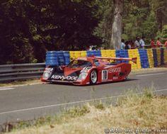 1990 LeMans N° 10 - PORSCHE 962 CK6 (Porsche Kremer Racing (D))