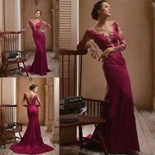 2014 Glamourös Spitze Abendkleider Ballkleider Partykleid Gr.34 36 38 40 42 Lang Nice Dresses, Amazing Dresses, Formal Dresses, Princess Outfits, Dress Up, Mermaid, Gowns, Patterns, Beauty
