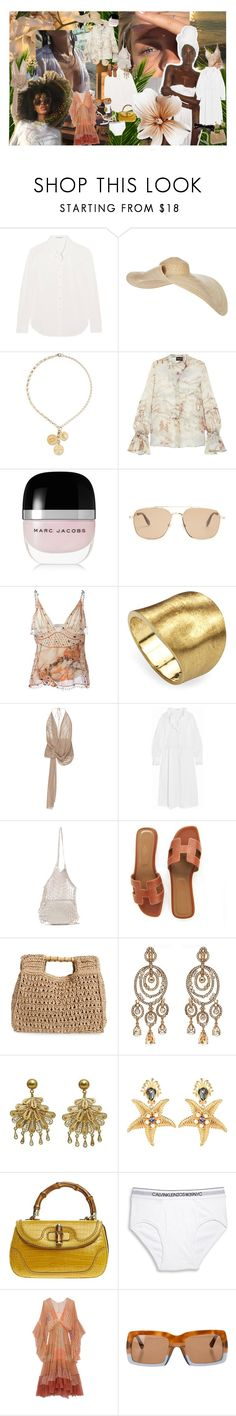 """""""Untitled #391"""" by qazx ❤ liked on Polyvore featuring Yves Saint Laurent, Jacquemus, Foundrae, Giorgio Armani, Marc Jacobs, Givenchy, Christopher Kane, Marco Bicego, Sonia Rykiel and Vetements"""