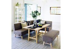 MANOA(マノア) ダイニングテーブル W1400 | ≪unico≫オンラインショップ:家具/インテリア/ソファ/ラグ等の販売。