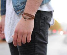 classygood. - classy anchor bracelet   All unsere Armbänder erhältst du unter…
