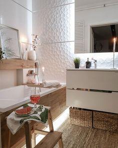 Bathroom Design Luxury, Double Vanity, Sweet Home, Kitchen, House, Juliette, Home Decor, Bathrooms, Goals