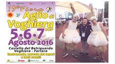dal 5 al 7 Agosto ci sarà la festa dell'aglio di Voghiera DOP.  Grande attesa per la novità 2016: l'aglio nero! #aglio #Voghiera #DOP #ortofrutta #sanomangiareit