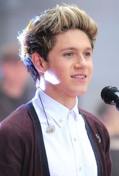 One Direction's Niall Horan...
