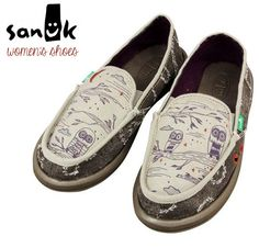 Owl Shoes by Sanuk