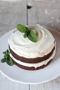 six inch carrot cake with bourbon soaked raisons and bourbon cream cheese frosting | Eat Halifax