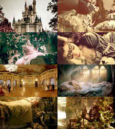 "Fairy Tale Picspam "" The Sleeping Beauty """
