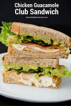 This sandwich is loaded with sliced chicken breast, crispy bacon ...