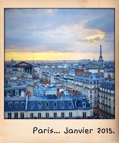 Paris... Janvier 2015