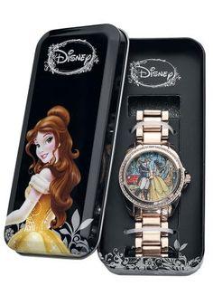 Belle - Armbanduhren von Die Schöne und das Biest