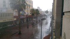 Se registra intensa lluvia en la capital de Chihuahua | El Puntero
