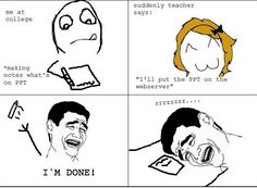 Meanwhile in class It happens lol