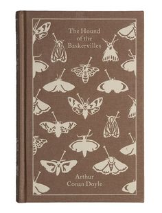 The Hound of the Baskervilles hardcover book