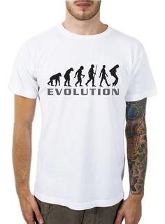 Evolution Michael Jackson T-Shirt hoody jumper funny MJ tee quality t shirt! #FrontCoverThreads