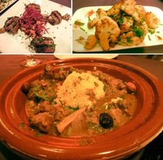 The Fez restaurant in Stamford