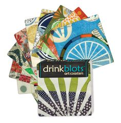 Magnet Works Coasters - Tapestry