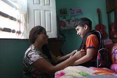 Aos 6 anos Arthur está na escola: uma história de inclusão
