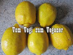 Vom Vegi zum Veganer: INGWER ZITRONEN SIRUP - EIN VERSUCH