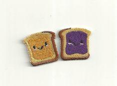 He encontrado este interesante anuncio de Etsy en https://www.etsy.com/es/listing/194316364/conjunto-de-mantequilla-de-mani-y-jalea