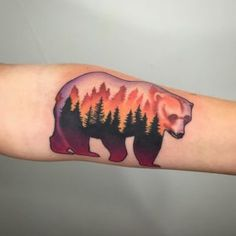 UP landscape bear by Dan Pemble