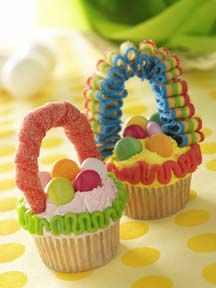 Image result for basket for cupcake