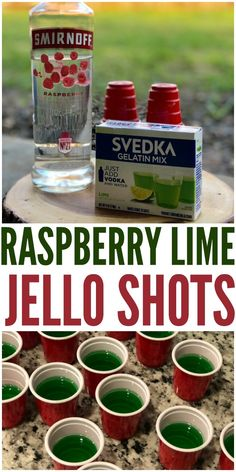 Having a party? Need some creative drink ideas? I got you covered! These jello shot cups are perfect for adult parties. You'll love these vodka jello shots.