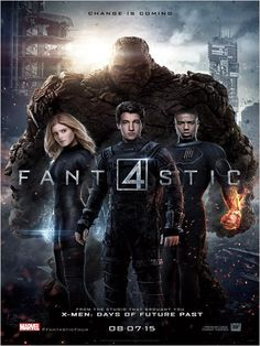 Les 4 Fantastiques (Bande-Annonce #2 VOSTF) - http://www.gamerslife.fr/les-4-fantastiques-bande-annonce-2-vostf-vf/