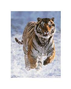 Ravensburger Тигр на снегу