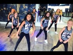 Black magic - Little mix - Easy kids dance - Choreography - Warming-up - YouTube