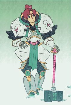 The Sailor Scouts Fantasy RPG set: Sailor Jupiter, the Tank Character Concept, Character Art, Comics Illustration, Sailor Moon Fan Art, Sailor Jupiter, Sailor Venus, Sailor Mars, Film D'animation, Animation Reference