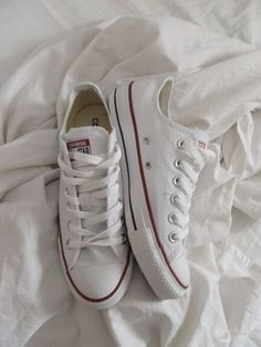 White Sneakers for Philanthropy