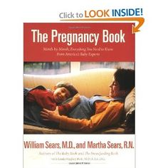 The Pregnancy Book by Dr Sears - has a very positive view of pregnancy, without listing all the worst-case-scenarios that many other pregnancy books do.
