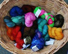 Basket o' Yarn 1 | Flickr - Photo Sharing!