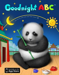 Goodnight ABC - The Best Learning App Ever. Make Learning Feel Like Playing!